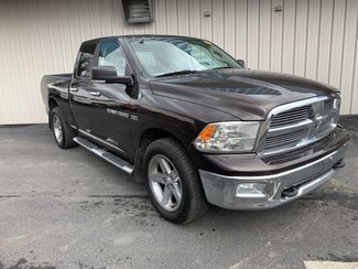 2011 Dodge RAM 1500 BIG HORN 4x4 in Harrisonburg, VA 22802