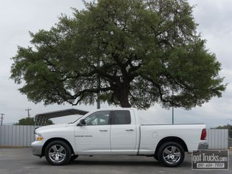 2011 Dodge Ram 1500 Quad Cab SLT 4.7L V8 in San Antonio Texas, 78217
