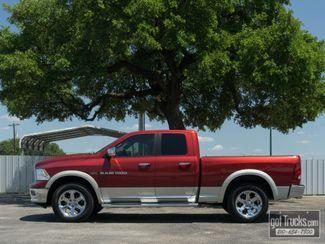 2011 Dodge Ram 1500 Quad Cab Laramie 5.7L Hemi V8 4X4 in San Antonio Texas, 78217
