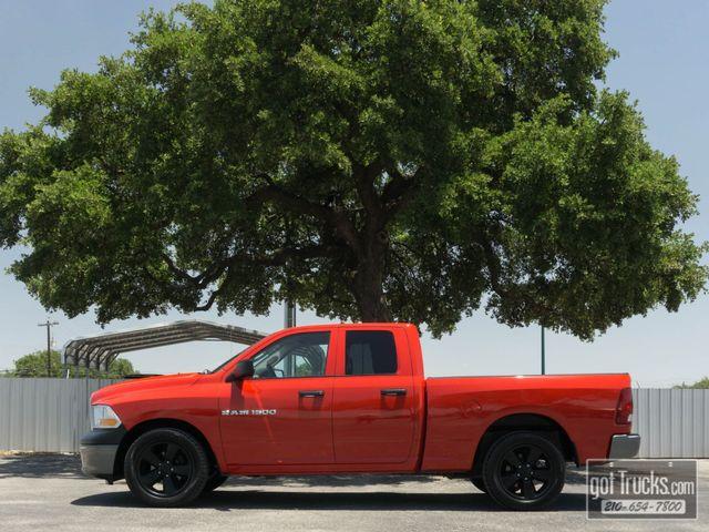 2011 Dodge Ram 1500 Quad Cab ST 3.7L V6
