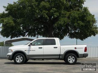2011 Dodge Ram 1500 Crew Cab Outdoorsman 5.7L Hemi V8 4X4 in San Antonio Texas, 78217