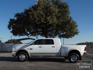 2011 Dodge Ram 3500 Mega Cab Laramie 6.7L Cummins Turbo Diesel 4X4 in San Antonio Texas, 78217