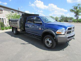2011 Dodge RAM 5500 4x2 Crew Crew 9 Alum Contractor Dump   St Cloud MN  NorthStar Truck Sales  in St Cloud, MN