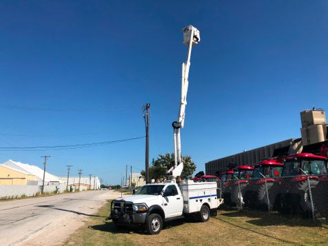 2011 Dodge RAM 5500 4X4 BUCKET TRUCK   in Fort Worth, TX