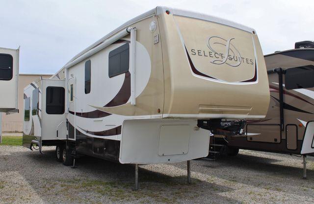 2011 Drv Select Suites 36KSSB3
