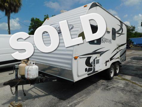 2011 Dutchmen Kodiak 187Q in Hudson, Florida