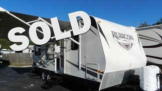 2011 Dutchmen RUBICON R 210 TOY HAULER Hudson , Florida