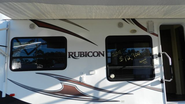 2011 Dutchmen RUBICON R 210 TOY HAULER Hudson , Florida 2