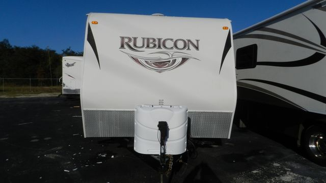 2011 Dutchmen RUBICON R 210 TOY HAULER Hudson , Florida 22