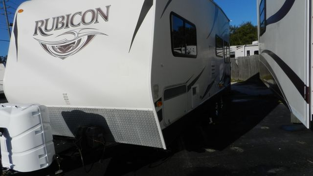 2011 Dutchmen RUBICON R 210 TOY HAULER Hudson , Florida 23