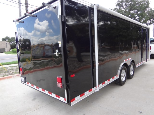 2011 Enclosed Car Carrier  VN Austin , Texas 2