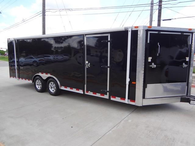2011 Enclosed Car Carrier  VN Austin , Texas 4