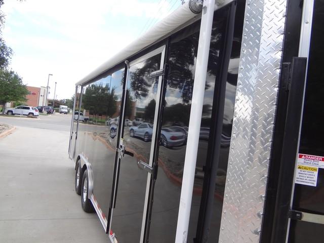 2011 Enclosed Car Carrier  VN Austin , Texas 5