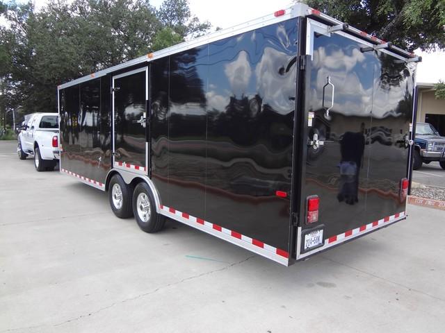 2011 Enclosed Car Carrier  VN Austin , Texas 1