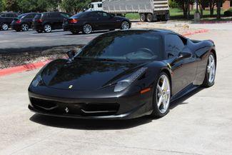 2011 Ferrari 458 Italia in Austin, Texas 78726