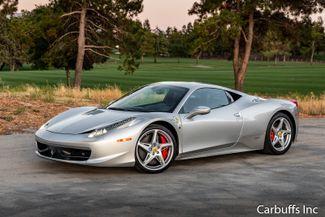 2011 Ferrari 458 Italia  | Concord, CA | Carbuffs in Concord