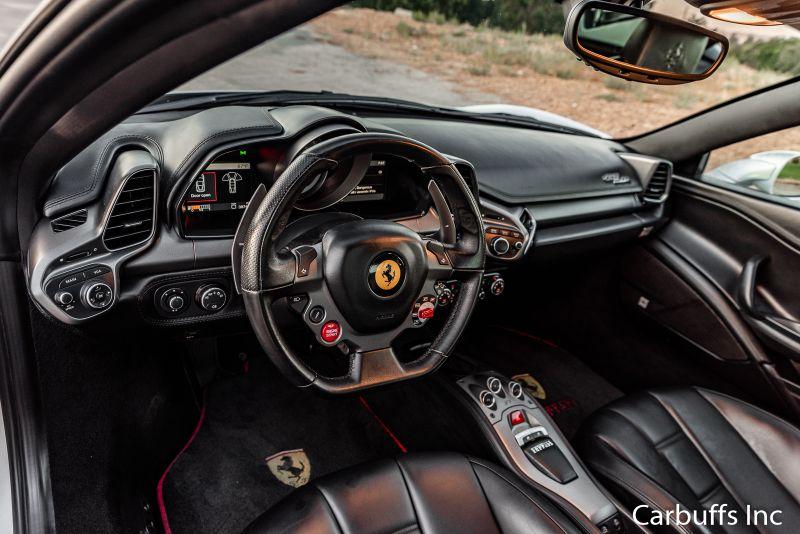 2011 Ferrari 458 Italia  | Concord, CA | Carbuffs in Concord, CA
