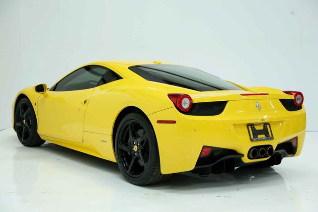 2011 Ferrari 458 Italia Houston, Texas 9