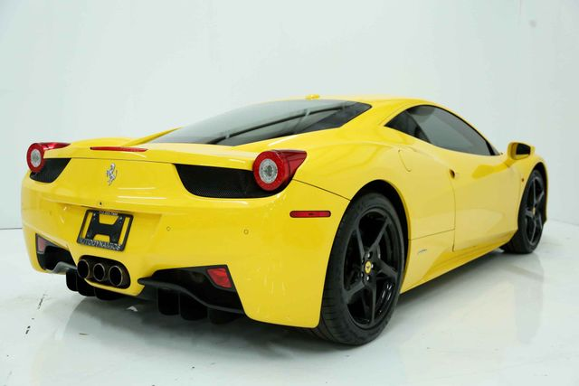 2011 Ferrari 458 Italia Houston, Texas 11