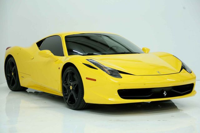 2011 Ferrari 458 Italia Houston, Texas 1