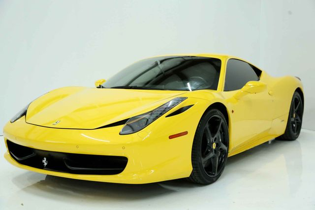 2011 Ferrari 458 Italia Houston, Texas 3