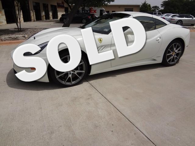 2011 Ferrari California Austin , Texas 0