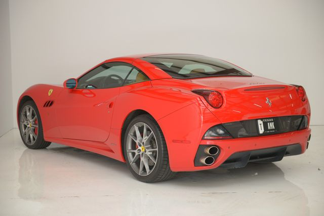 2011 Ferrari California Houston, Texas 7