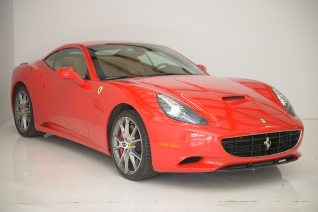 2011 Ferrari California Houston, Texas 1
