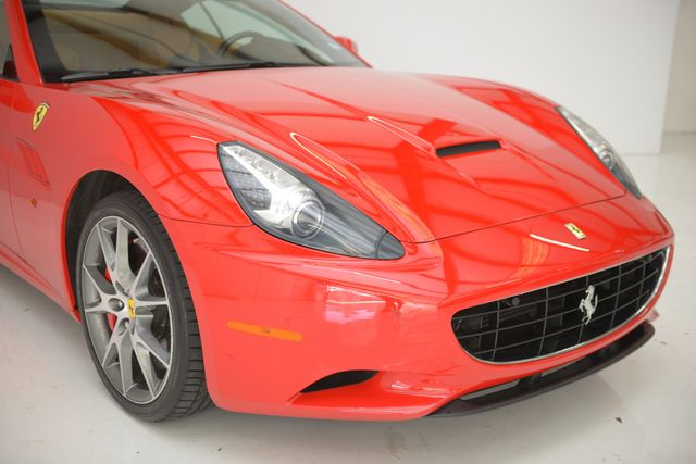 2011 Ferrari California Houston, Texas 4