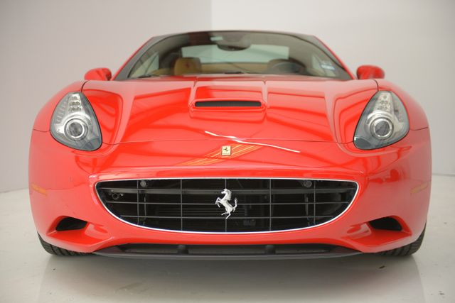 2011 Ferrari California Houston, Texas 5