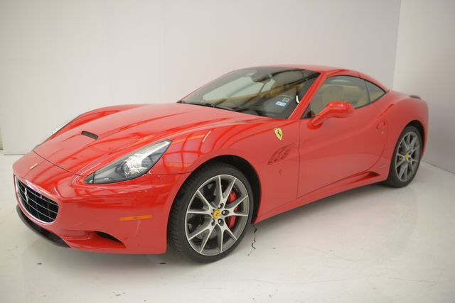 2011 Ferrari California Houston, Texas 3