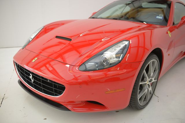 2011 Ferrari California Houston, Texas 6