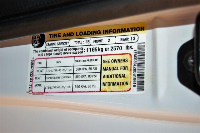 2011 Ford 15 Pass. XL Charlotte, North Carolina 19