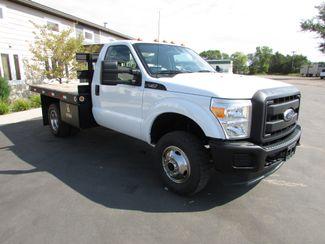 2011 Ford F-350 4x4 Flat Bed Truck   St Cloud MN  NorthStar Truck Sales  in St Cloud, MN