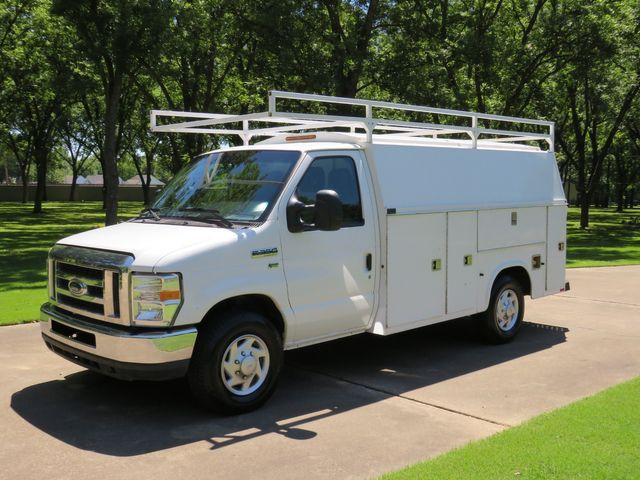 2011 Ford Commercial Vans E350 Knapheide KUV Utility Body