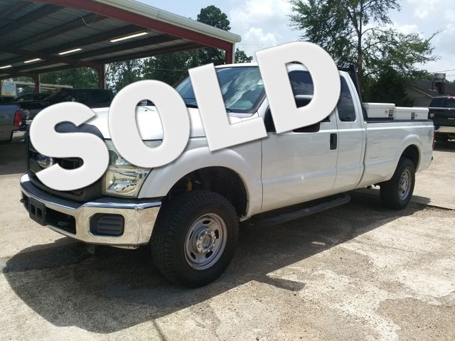 2011 Ford Crew Cab 4x4 Super Duty F-250 Pickup XL Houston, Mississippi