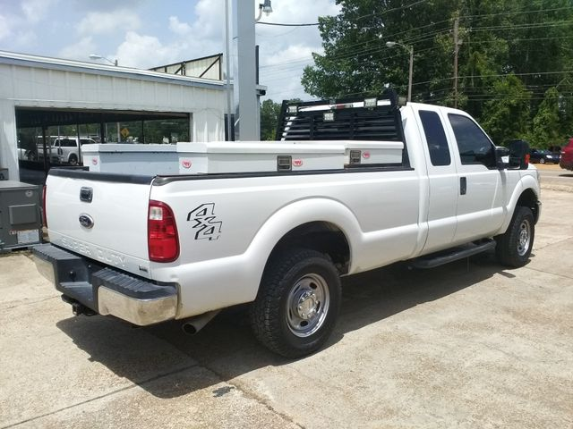 2011 Ford Crew Cab 4x4 Super Duty F-250 Pickup XL Houston, Mississippi 4