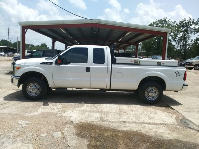 2011 Ford Crew Cab 4x4 Super Duty F-250 Pickup XL Houston, Mississippi 3