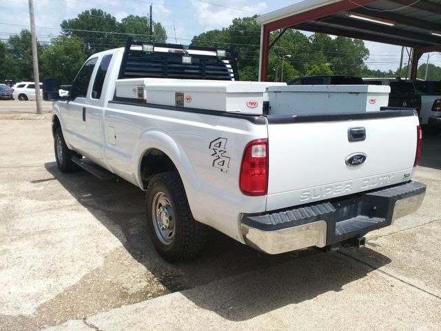 2011 Ford Crew Cab 4x4 Super Duty F-250 Pickup XL Houston, Mississippi 5