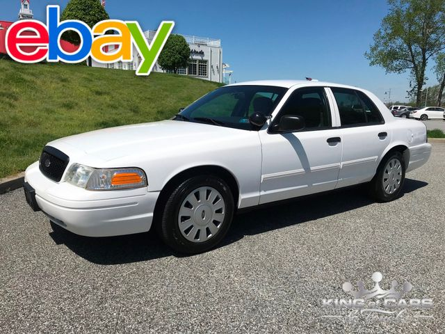 2011 Ford Crown Victoria Lx PPV V8 101K MILES 1-OWNER MINT RARE FIND