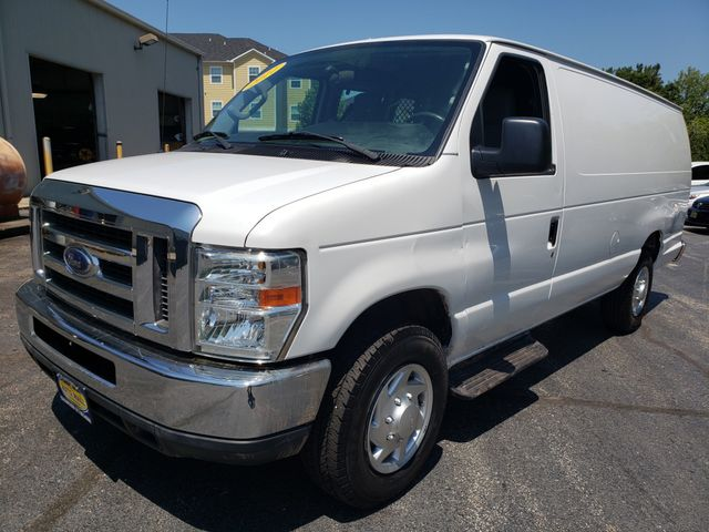 2011 Ford E-Series Cargo Van Commercial | Champaign, Illinois | The Auto Mall of Champaign in Champaign Illinois