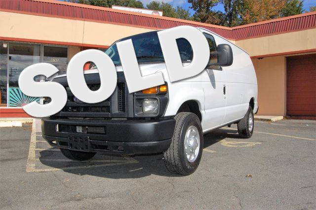 2011 Ford E-Series Cargo Van Commercial Charlotte, North Carolina