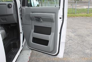 2011 Ford E-150 Van Wheelchair Lift Hollywood, Florida 41