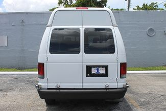 2011 Ford E-150 Van Wheelchair Lift Hollywood, Florida 6