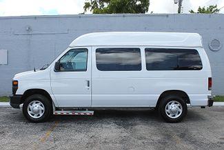 2011 Ford E-150 Van Wheelchair Lift Hollywood, Florida 9