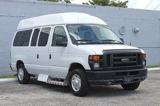 2011 Ford E-150 Van Wheelchair Lift Hollywood, Florida 1