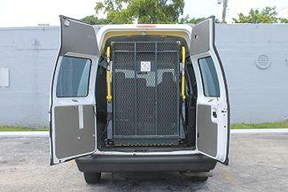 2011 Ford E-150 Van Wheelchair Lift Hollywood, Florida 15