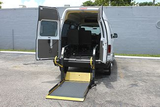 2011 Ford E-150 Van Wheelchair Lift Hollywood, Florida 16