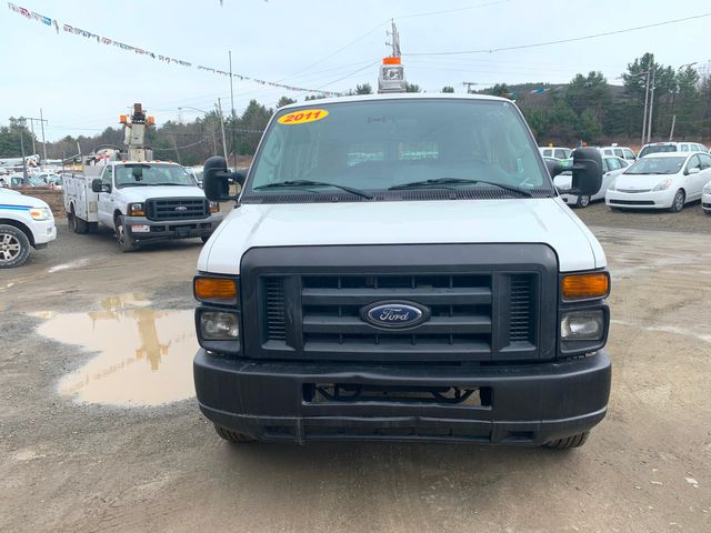 2011 Ford E-Series Cargo Van Commercial Hoosick Falls, New York 1