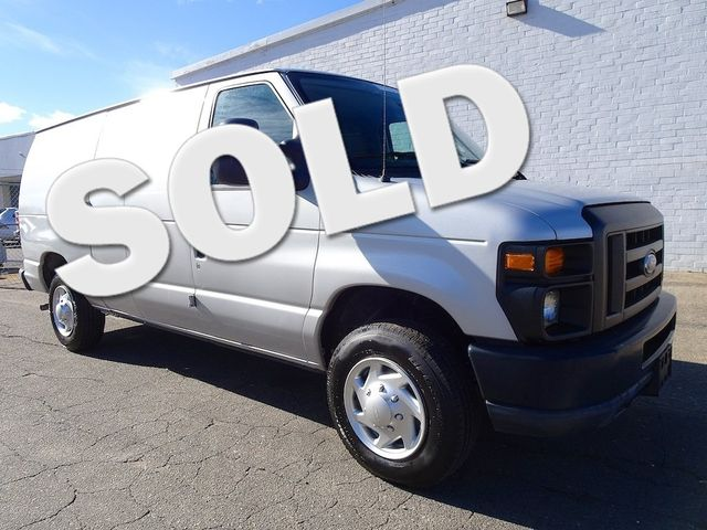 2011 Ford E-Series Cargo Van Commercial Madison, NC 0